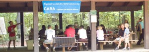 Yesterday's 3rd annual picnic gathering at Reedy Creek Park